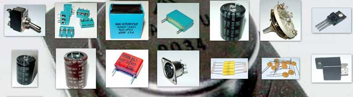 Componenten & Elektronicaonderdelen