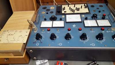 Electronenbuizen & Buisvoeten