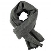 Sarlini sjaal heren grijs/zwart