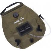 Redcliffs - Campingdouche met thermometer - 20 liter groen