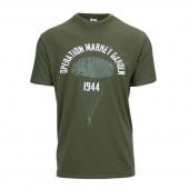 T-shirt Operatie Market Garden groen