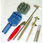 Horloge makers gereedschap set