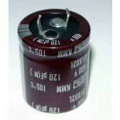 Nippon-Chemicon elco 120uF-400volt