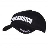Baseball cap Forensics