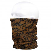 Tactical wrap met skull kol sjaal(Coolmax) khaki