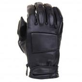 Pr. politie handschoenen leer