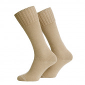 Leger sokken 70% wol Khaki