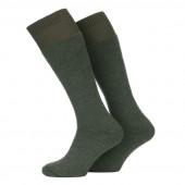 Sokken voor gevechtslaarzen groen