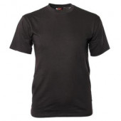 M Wear T- shirt 6110 zwart