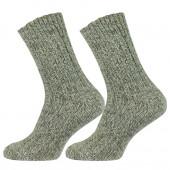 Norweger sokken 2 paar.