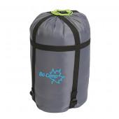 Bo-Camp - Slaapzak compressie bag - Medium - Ø 20 cm - Grijs