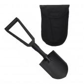 Trifold shovel plastic handvat incl. nylon hoes