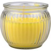 Geurkaars Citronella In Houder 7 X 6 Cm