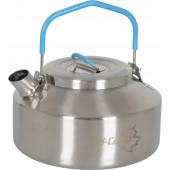 Bo-Camp 0,85 liter theeketel - fluitketel