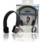 Konig Bluetooth design headset - koptelefoon