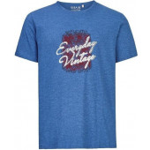 G.I.G.A heren shirt Globor blauw