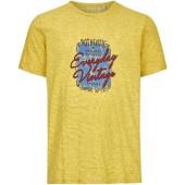 G.I.G.A heren shirt Globor geel
