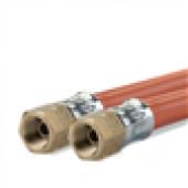 Gimeg slang pvc 1/4 inch links 1 meter