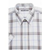 mountain ruit overhemd korte mouw