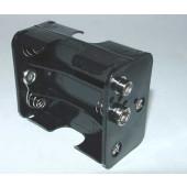 Batterijhouder voor 6 x penlight  AA