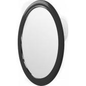 Make up spiegel 17x17cm met 3 zuignappen