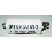 Aanloop condensator 2uF-450 volt
