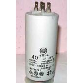 Aanloop condensator 40uF-450 volt