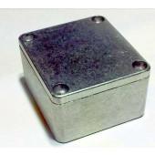 Aluminium behuizing 64x58x35mm