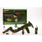 Army soldiers speel set