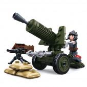 Sluban WWII 4in1 Army model A