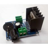 Audio eindversterker moduul.