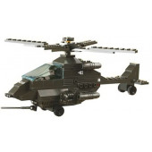 Sluban attack helicopter B6200