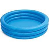 Zwembad 114x25 cm Blauw