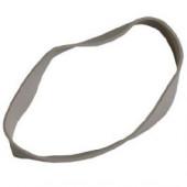 Binnentent elastiek wit  Verpakt per 10 stuks