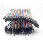 Breadboard flatcable Fem-Male