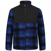 Regatta Cadao teddy overhemd blauw