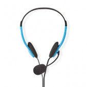 Nedis Portable Stereo Headset multi media Koptelefoon