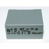 ARCOTRONICS 1uF-275Vac