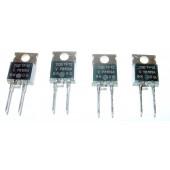 20ETF12 diode 20Amp-1200V 4 stuks.