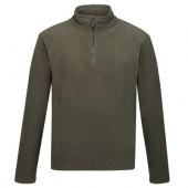Regatta fleece trui Edley dark khaki ( groen )