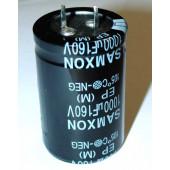 Elco Samxon 1000uf-160 volt
