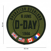 Embleem D-Day operation overloord