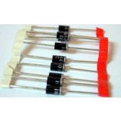 1N5408, 3A diode, 10 stuks