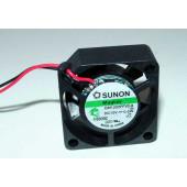 sunon 2,5x2,5cm 12 volt ventilator