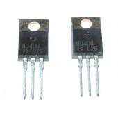 BU406 transistors, 2 stuks