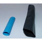 Krimpkous, 11mm, blauw