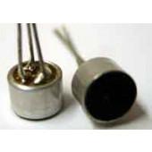 Electret microfoon, 2 stuks