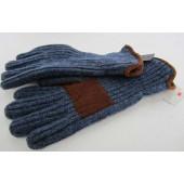 handschoen wol ztk 047 blauw