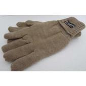 handschoen rhein thinsulate kleur beige.