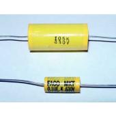MKT condensator, 0,001uf-630vol